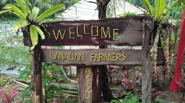 Lanawan Farmers Association Organic Farm