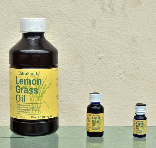 Lemongrass oils
